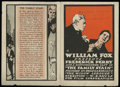 """Movie Posters:Mystery, The Family Stain (Fox, 1915). Herald (5.5"""" X 8""""). Mystery...."""