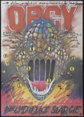 """Movie Posters:Science Fiction, Aliens (20th Century Fox, 1986). Polish One Sheet (26.5"""" X 37"""").Science Fiction...."""