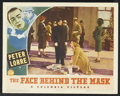 """Movie Posters:Film Noir, The Face Behind The Mask (Columbia, 1941). Lobby Card (11"""" X 14""""). Film Noir...."""