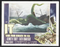 "Movie Posters:Science Fiction, It Came From Beneath the Sea (Columbia, 1955). Lobby Card (11"" X14""). Science Fiction...."