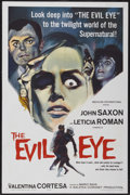 """Movie Posters:Mystery, The Evil Eye (American International, 1964). One Sheet (27"""" X 41""""). Mystery...."""