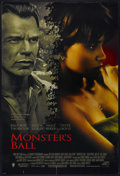 "Movie Posters:Drama, Monster's Ball Lot (Lions Gate, 2001). One Sheet (27"" X 40"") DS andAutographed Still (8"" X 10""). Drama.... (Total: 2 Items)"