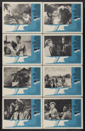 """Movie Posters:War, In Harm's Way (Paramount, 1965). Lobby Card Set of 8 (11"""" X 14"""").War.... (Total: 8 Items)"""