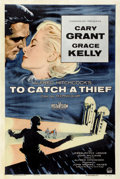 "Movie Posters:Hitchcock, To Catch a Thief (Paramount, 1955). One Sheet (27"" X 41"")...."