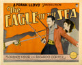"Movie Posters:Adventure, The Eagle of the Sea (Paramount, 1926). Half Sheet (22"" X 28"")...."