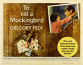 "Movie Posters:Drama, To Kill a Mockingbird (Universal, 1963). Half Sheet (22"" X 28"")...."
