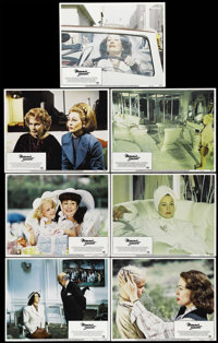 """Mommie Dearest (Paramount, 1981). Lobby Cards (7) (11"""" X 14""""). Cult Classic.... (Total: 7 Items)"""