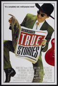 "Movie Posters:Rock and Roll, True Stories (Warner Brothers, 1986). One Sheet (27"" X 41""). Rockand Roll...."