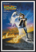 "Movie Posters:Science Fiction, Back to the Future (Universal, 1985). One Sheet (27"" X 40"").Science Fiction...."