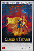 "Movie Posters:Fantasy, Clash of the Titans (MGM, 1981). Australian One Sheet (27"" X 40"").Fantasy...."