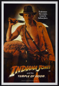 "Movie Posters:Adventure, Indiana Jones and the Temple of Doom (Paramount, 1984). AustralianOne Sheet (27"" X 40"") Style C. Adventure...."