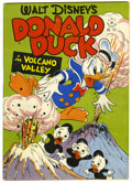 Golden Age (1938-1955):Cartoon Character, Four Color #147 Donald Duck (Dell, 1947) Condition: FN+....