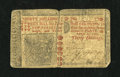 Colonial Notes:New Jersey, New Jersey April 23, 1761 30s Very Fine....