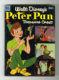 Golden Age (1938-1955):Cartoon Character, Dell Giant Comics - Peter Pan Treasure Chest #1 (Dell, 1953)Condition: FN-....