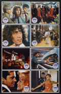 "Movie Posters:Rock and Roll, Tommy (Columbia, 1975). Lobby Card Set of 8 (11"" X 14""). Rock andRoll.... (Total: 8 Items)"