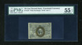 Fractional Currency:Second Issue, Fr. 1247 10c Second Issue PMG About Uncirculated 55 EPQ....