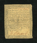 Colonial Notes:Pennsylvania, Pennsylvania April 10, 1777 9d Very Good....