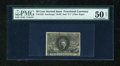 Fractional Currency:Second Issue, Fr. 1322 50c Second Issue PMG Net About Uncirculated 50....