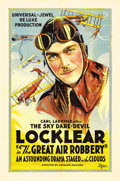 "Movie Posters:Adventure, The Great Air Robbery (Universal, 1919). One Sheet (27"" X 41"")...."