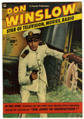 Golden Age (1938-1955):War, Don Winslow of the Navy #69 (Fawcett, 1951) Condition: VF/NM....