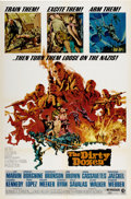 """Movie Posters:War, The Dirty Dozen (MGM, 1967). One Sheet (27"""" X 41"""")...."""
