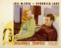 "Movie Posters:Comedy, Sullivan's Travels (Paramount, 1941). Lobby Card (11"" X 14"")...."