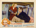"Movie Posters:Comedy, Love Before Breakfast (Universal, 1936). Lobby Card (11"" X 14"")...."
