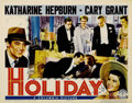 """Movie Posters:Comedy, Holiday (Columbia, 1938). Lobby Card (11"""" X 14"""")...."""