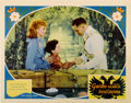 "Movie Posters:Drama, Anna Karenina (MGM, 1935). Lobby Card (11"" X 14"")...."
