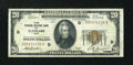 Small Size:Federal Reserve Bank Notes, Fr. 1870-D $20 1929 Federal Reserve Bank Note. Very Fine.. ...