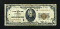 Small Size:Federal Reserve Bank Notes, Fr. 1870-E $20 1929 Federal Reserve Bank Note. Very Fine.. ...