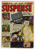 Silver Age (1956-1969):Science Fiction, Tales of Suspense #3 (Marvel, 1959) Condition: VG/FN....