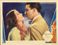 """Movie Posters:Romance, The Painted Veil (MGM, 1934). Lobby Card (11"""" X 14"""")...."""