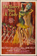 "Movie Posters:Comedy, Du Barry was a Lady (MGM, 1943). One Sheet (27"" X 41"") Style D...."