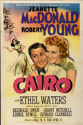 """Movie Posters:Romance, Cairo (MGM, 1942). One Sheet (27"""" X 41"""")...."""