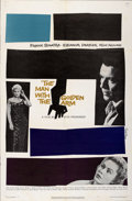 "Movie Posters:Drama, The Man With the Golden Arm (United Artists, 1955). One Sheet (27""X 41"")...."