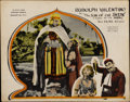 "Movie Posters:Adventure, The Son of the Sheik (United Artists, 1926). Lobby Card (11"" X14"")...."
