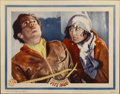 "Movie Posters:Adventure, The White Hell of Pitz Palu (Universal, 1929). Lobby Card (11"" X14"")...."