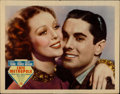 "Movie Posters:Drama, Cafe Metropole (20th Century Fox, 1937). Lobby Card (11"" X 14"")...."