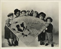 """Movie Posters:Miscellaneous, Our Gang Publicity Still by Bud Stax Graves (Hal Roach Studios, Early 1930s). Still (8"""" X 10"""")...."""