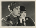 "Movie Posters:Academy Award Winner, Clara Bow and Buddy Rogers in ""Wings"" Publicity Still (Paramount,1927). Still (8"" X 10"")...."