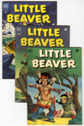 Golden Age (1938-1955):Cartoon Character, Little Beaver #3-8 File Copies Group (Dell, 1951-53) Condition:Average NM-.... (Total: 7 Comic Books)