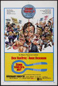 """Movie Posters:Comedy, Some Kind of Nut (United Artists, 1969). One Sheet (27"""" X 41"""").Comedy...."""