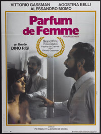 """Scent of a Woman (CIC, 1974). French Grande (47"""" X 63""""). Comedy"""