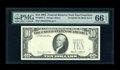 Error Notes:Third Printing on Reverse, Fr. 2027-L $10 1985 Federal Reserve Note. PMG Gem Uncirculated 66 EPQ.. ...