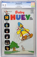 Bronze Age (1970-1979):Cartoon Character, Baby Huey, the Baby Giant #91 File Copy (Harvey, 1970) CGC NM- 9.2Off-white pages....