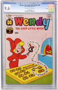Bronze Age (1970-1979):Humor, Wendy, the Good Little Witch #68 File Copy (Harvey, 1971) CGC NM+ 9.6 Off-white to white pages....