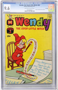 Bronze Age (1970-1979):Humor, Wendy, the Good Little Witch #66 File Copy (Harvey, 1971) CGC NM+ 9.6 Off-white to white pages....