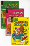 Bronze Age (1970-1979):Cartoon Character, The Roman Holidays #1-4 File Copy Group (Gold Key, 1973) Condition:Average VF/NM.... (Total: 4 Comic Books)