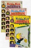 Bronze Age (1970-1979):Humor, Richie Rich Jackpots #1-58 File Copy Group (Harvey, 1972-82) Condition: NM-.... (Total: 58 Comic Books)